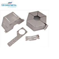 automatic sheet metal bending machine parts products made of sheet metal precision metal stamping parts