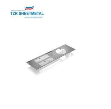 Direkte Fabrik Hardware Metall Stanzen Teil Metall Stanzmaschine Teile Metallbiegemaschinen