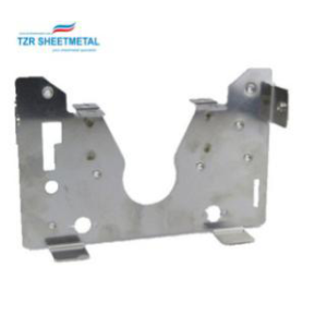 Precision Stainless Steel Bending Stamping Part Sheet Metal Fabrication aluminum parts