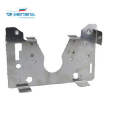 Präzisions-Edelstahl-Biegung Stanzteil Blechherstellung Aluminiumteile