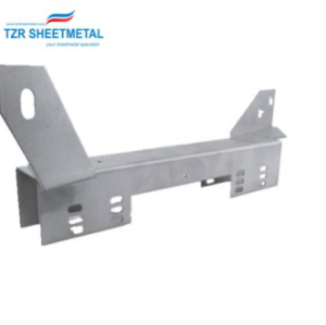 部品の薄板金の製作のアルミニウム部品を押す精密ステンレス鋼の曲がること