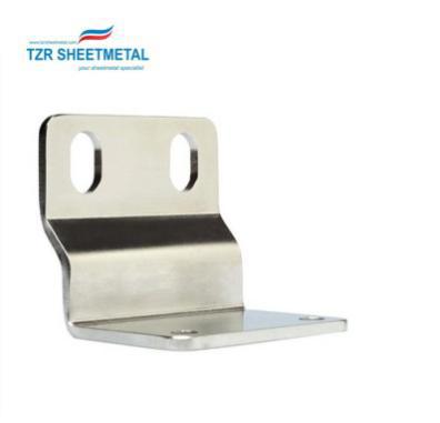 Qualitäts-kundenspezifisches Blech, das Teile mit verschiedenen Oberflächenbehandlung zu niedrigem Preis stempelt, hergestellt in China