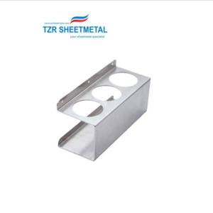 Fabricación de chapa metálica de precisión Oem doblado de acero inoxidable corte por láser piezas de estampado