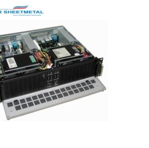 Qualität garantiert supermikroes Rack-Mount-Servergehäuse