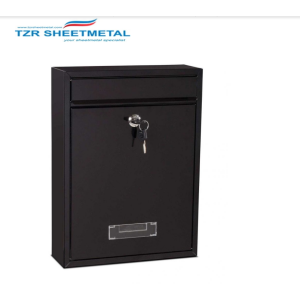 Modern Wall Mounted Post Box with Customized logo