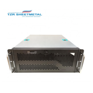 4U industrial chassis with high quality control easy to ventilate air