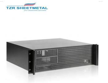 4U-Industriechassis mit hoher Qualitätskontrolle, leicht zu lüften