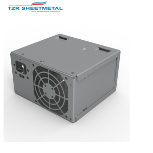High Quality Sheet Metal Fabrication Enclosure for Electrical Power Boxes