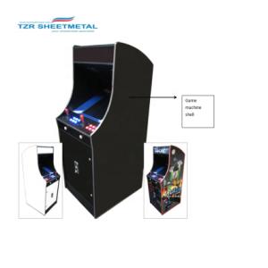 Construyendo su propio gabinete Arcade para Geeks Cosmic Fighter Multi Game Arcade Machine carcasa externa