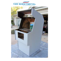 Building your own Arcade Cabinet for Geeks Cosmic Fighter Multi Game Arcade Machine outer casing