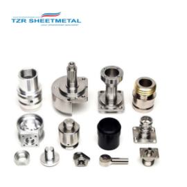 Aluminium Precision CNC Milling Machine Parts with high quality