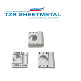 CNC Milling Custom Aluminium Mechanical Parts