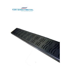 Heißer Verkauf SoemEdelstahl 304 Duschablauf CNC-Produkte