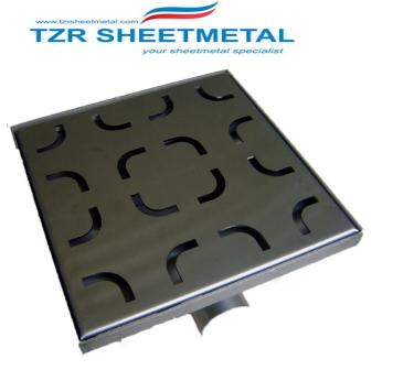 Laserschneidqualität Sheet Metal Inc