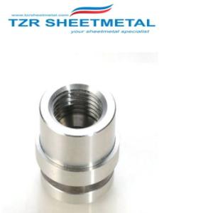 CNC-Teile Optische Achsenführung Lagergehäuse Aluminium-Schienenwellen-Stützschrauben Set
