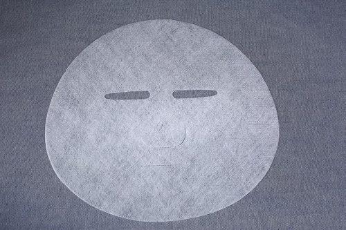 25gsm premium quality facial mask sheet 30% cupro fiber nonwoven spunlaced non woven fabric