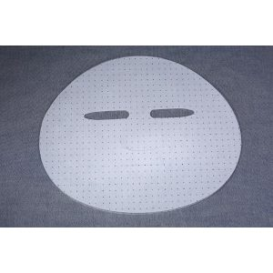C2560 25gsm 100% Copper Ammonia Fiber Nonwoven Facial Mask Fabric