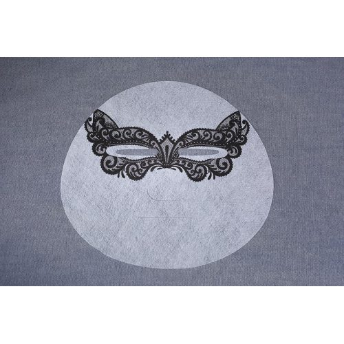 PRIUS-P178-288 25gsm Printed Facial Sheet Mask Fabric