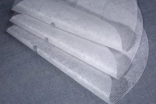 100% cupro fibers nonwoven 28gsm spunlaced nonwoven fabric manufacturer