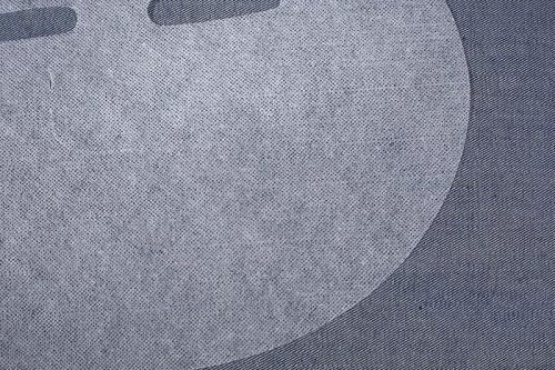 Wholesale 38gsm 100% Cupra Spunlace Nonwoven Facial Mask Sheet Fabric