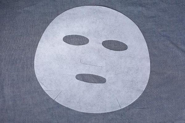 Wholesale 40gsm 100% Natural Cotton Plain Weave Spunlace Non-woven Facial Mask Sheet Fabric