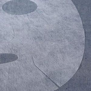 PKJT4020 40gsm Chitosan nonwoven Facial Mask Fabric
