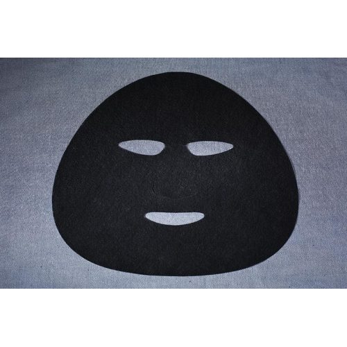 CT4500P 45gsm Activated Carbon Facial Sheet Mask Fabric
