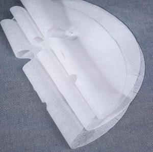 KV009 55gsm Medical Gauze Facial Sheet Mask Fabric