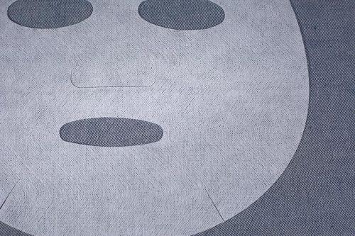 Wholesale S650GX 60gsm Cupra and Lyocell Spunlace Nonwoven Facial Sheet Mask Fabric