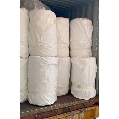 40gsm 40% cupro fibers nonwoven  plain spunlaced non-woven fabric Korea's hot-selling