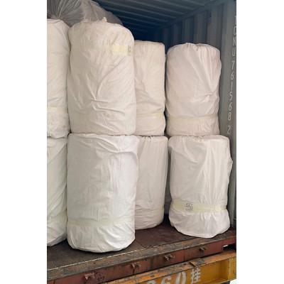 40gsm 40% cupro fibers nonwoven  plain spunlaced non-woven fabric Korea's hot-selling