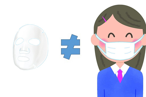 Can spunlaced non-woven fabric be used to produce protective mask products?