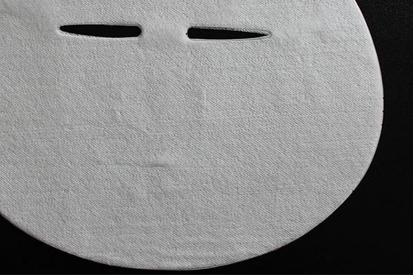 28gsm mulberry silk spunlace nonwoven facial mask fabric  tencel  facial mask sheet
