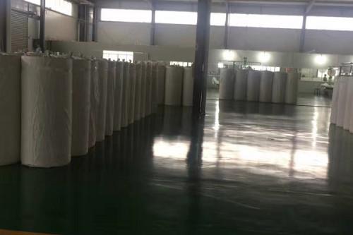 40gsm Chitosan fiber spunlaced nonwoven fabric roll for facial mask sheet