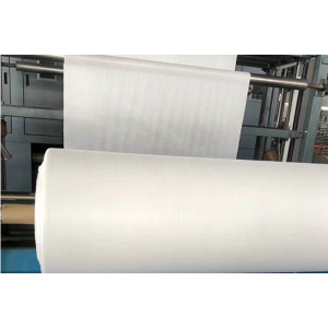 40gsm Chitosan fiber spunlaced nonwoven fabric roll for facial mask sheet