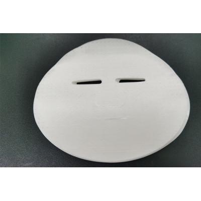 28gsm Spunlace Nonwoven Facial Mask Fabric Cupro Fiber Tencel Nonwoven Fabric Facial Mask Sheet