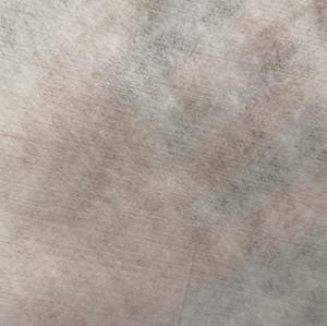 50gsm Thickened spunlaced nonwoven fabric 50% Cupro Fiber Plain Facial Mask Sheet