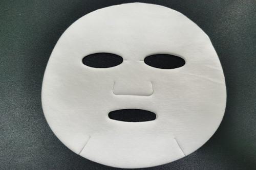 70gsm  Tencel facial mask sheet plain weave facial mask fabric spunlaced non woven fabric