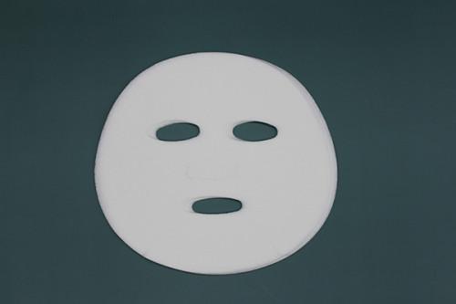 55gsm Medical Gauze Spunlace Nonwoven Facial Mask Fabric 50% Cupro Fiber Facial Sheet Mask Fabric