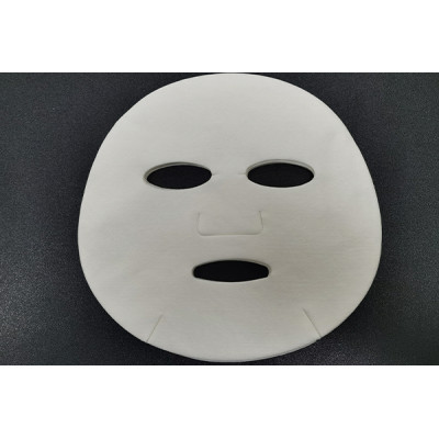 28gsm Microfiber Spunlace Nonwoven Facial Mask Fabric Super Adhesive Performance Facial Mask Sheet