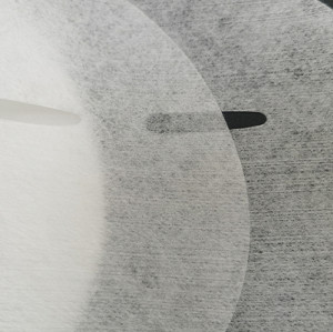 Wholesale 28gsm 50% and Cupra 50% Tencel Spunlace Non Woven Fabric Facial Mask Sheet
