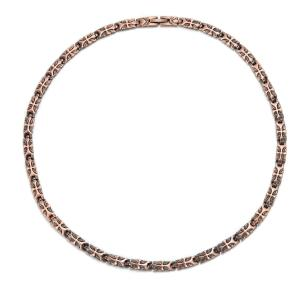 Offing Pure solid copper magnetic necklace