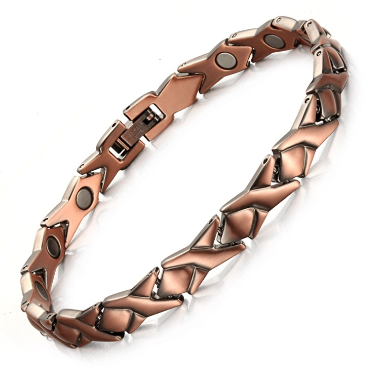 Magnetic Therapy Bracelet Solid Copper