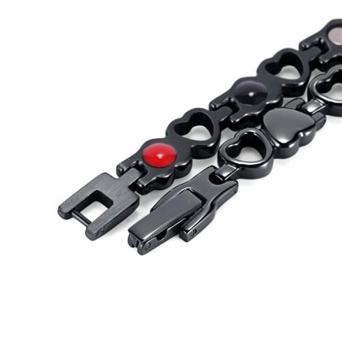 Demesne stainless steel magnetic bracelet for women