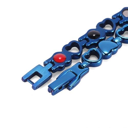 Demesne stainless steel magnetic bracelet