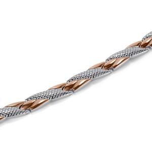Medusa 4 in 1 elements stainless steel magnetic bracelet