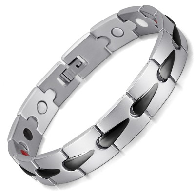WaterDrop 4 in 1 element stainless steel magnetic bracelet