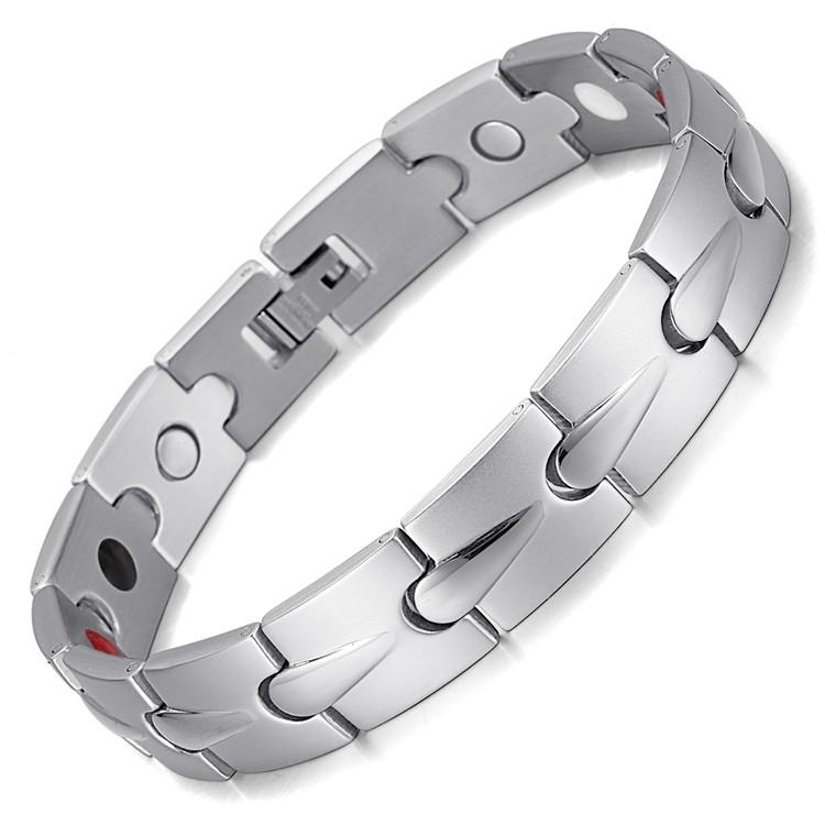 WaterDrop 4 in 1 element stainless steel magnetic bracelet