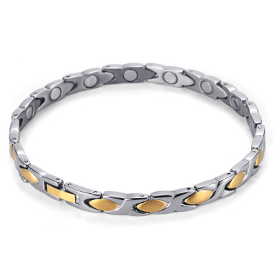 Healthcare women sport germanium magnetic bracelet