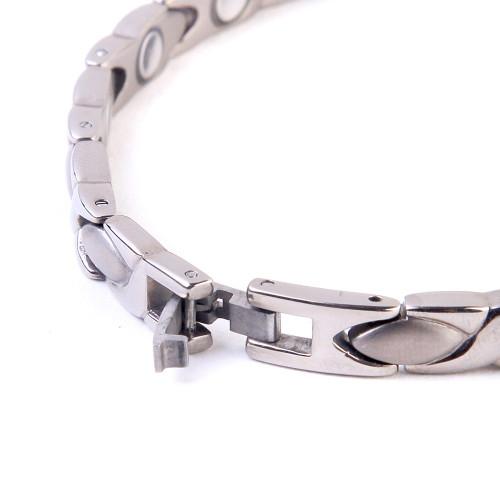 Health benefits of titanium ladies magnetic bracelets